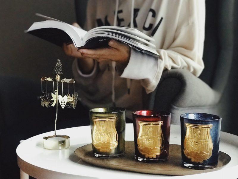 蠟燭與香氛